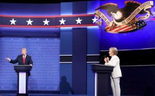 EE.UU.: Los temas cruciales que no se tocaron en el debate