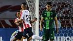 Junior venció 1-0 a Chapecoense en cuartos de Copa Sudamericana - Noticias de roberto ovelar