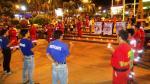 Bomberos de Tarapoto e Iquitos hicieron vigilias por fallecidos - Noticias de sala grau