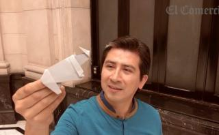"""Juan M. Chávez lee """"El rinoceronte que quería ser unicornio"""""""