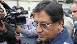Técnico de Municipal acusó a árbitros de favorecer a Alianza