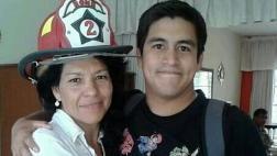 Facebook: la emotiva carta de madre a su hijo bombero fallecido