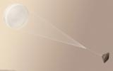 Schiaparelli se habría estrellado en Marte