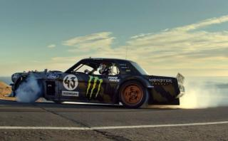 Ken Block esta vez se enfrentará a Pikes Peak [VIDEO]