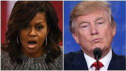 """Michelle Obama: """"No se puede dejar en suspenso la democracia"""""""