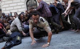 """The Walking Dead"": ""Days Gone Bye"", el mejor episodio"