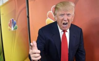Cómo los programas de TV preferidos explican ascenso de Trump