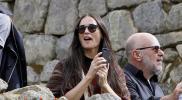 Al igual que Demi Moore: los famosos que visitaron Machu Picchu