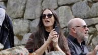 Los famosos que visitaron la ciudadela inca