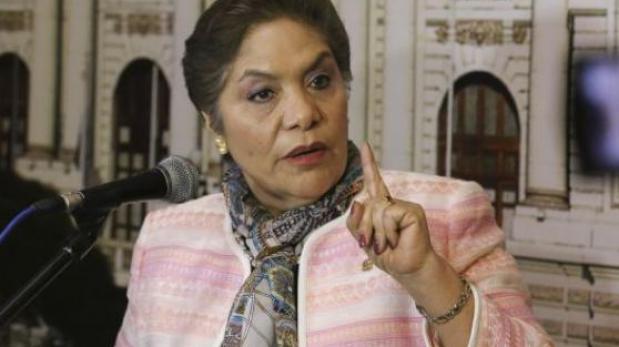 Luz Salgado no acudió a Consejo de Estado convocado por PPK