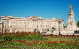 9 curiosidades que no conocías sobre el Palacio de Buckingham