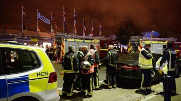 Incidente químico desató alarma en el aeropuerto de Londres