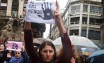 El dolor de la madre de la adolescente asesinada en Argentina