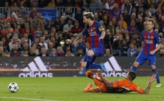 ¿Cómo frenar a Messi? Anecdótica respuesta de técnico italiano
