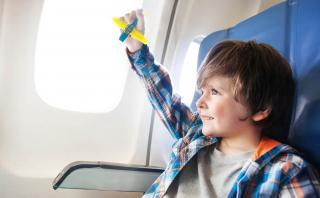 ¿Qué quieren encontrar los niños en el avión perfecto?