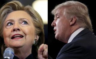 """Hillary Clinton: """"Trump está amenazando nuestra democracia"""""""