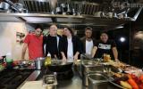 Blades y Sanz y su encuentro con tres cocineros peruanos