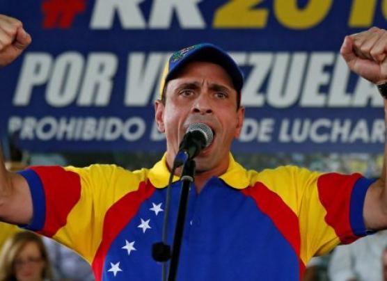 """""""Suspensión del revocatorio es golpe de Estado en Venezuela"""""""