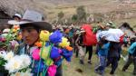 Las Bambas: sepultan a comunero Quintino Cereceda en Tambobamba - Noticias de consulta previa