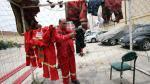La semana en fotos: Bomberos, Las Bambas y Castañeda y OAS - Noticias de alezander salas