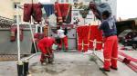 Cada bombero invierte unos S/700 en su propia seguridad - Noticias de ate oscar benavides