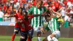 Medellín empató 2-2 ante Atlético Nacional por Liga Águila - Noticias de christian rodriguez