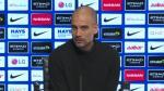 Guardiola sorprendió a periodistas con respuesta de 7 minutos - Noticias de claudio bravo