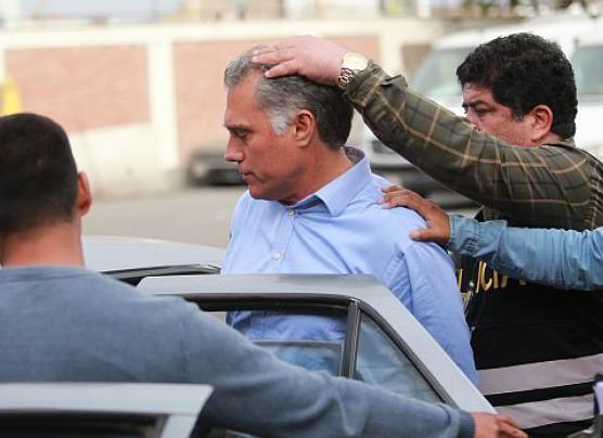 Francisco Boza fue trasladado a la Sala Penal Nacional