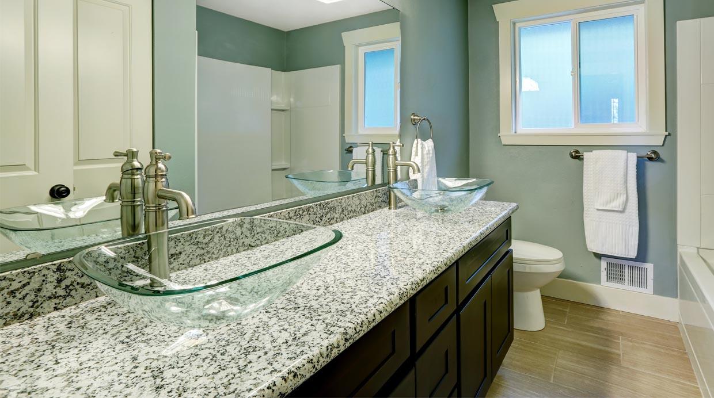 Aprende a cuidar las superficies de granito de tu casa for Granito nacional colores