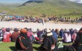 Las Bambas: comuneros aceptan diálogo con Martín Vizcarra