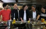 Blades, Sanz y cocineros del Perú unieron música y gastronomía