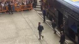 Barcelona: Paco Alcácer fue recibido con abucheos en Mestalla