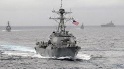 Paso de buque de EE.UU. por Mar de China enciende tensiones