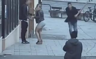 YouTube: brutal agresión a turistas por hablar español [VIDEO]