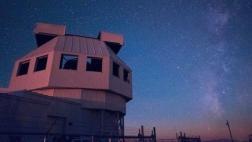 """El """"sofisticado"""" telescopio militar que utiliza EE.UU."""