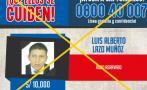 Callao: detienen a dos delincuentes del programa de recompensas
