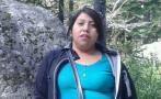 La mujer que fue obligada a dar a luz encadenada y vigilada