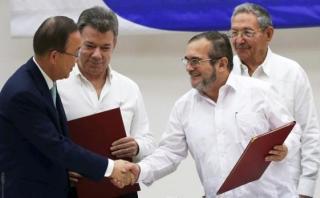 Colombia y las FARC retoman diálogo para salvar proceso de paz