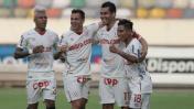Universitario vs. Comerciantes Unidos EN VIVO: 0-0 en Huacho
