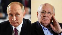 Gorbachov, la conciencia de Putin frente a tensión con EE.UU.