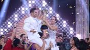 """Rosángela Espinoza se coronó campeona de """"El gran show"""" [VIDEO]"""