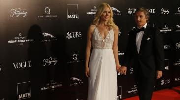 Valeria Mazza se lució en la gala de Mario Testino [FOTOS]