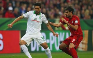 Claudio Pizarro volverá a Múnich cuando se retire del fútbol