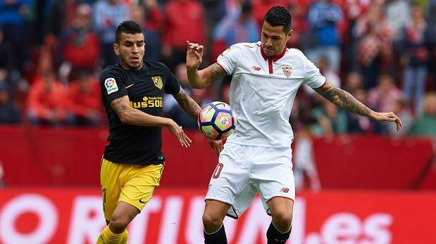 El mejor dt del mundo lider en España:Sevilla 1 Atl madrid 0