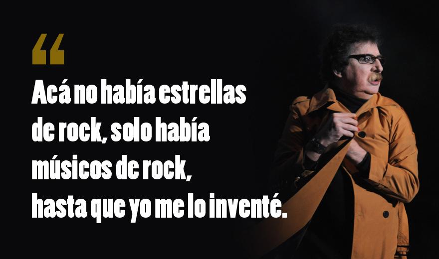 Frases de Charly García.