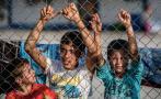Así es un día de los niños sirios refugiados en Turquía [FOTOS]
