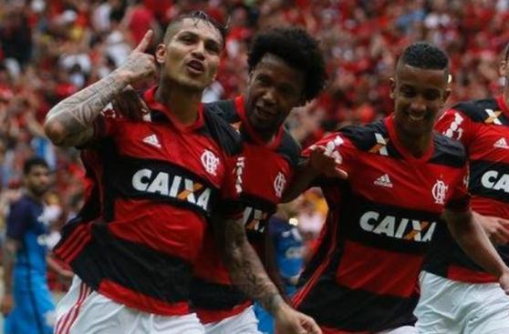 Paolo Guerrero: las imágenes de su doblete ante Corinthians