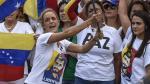 Caracas: Mujeres marcharon contra paralización del revocatorio - Noticias de corina rodriguez