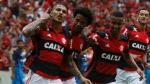 Paolo Guerrero: las imágenes de su doblete ante Corinthians - Noticias de corinthians paolo guerrero