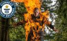 YouTube: el hombre que rompe récords prendiéndose fuego [VIDEO]
